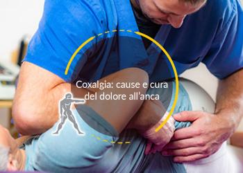 Coxalgia: cause e cura del dolore all'anca