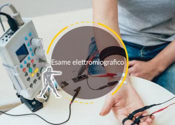 Esame elettromiografico