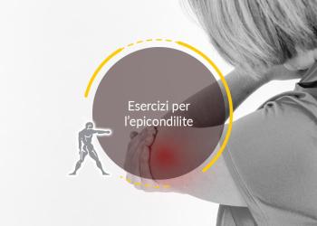 Esercizi per l'epicondilite