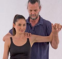 esercizio per dolore alla spalla