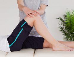 tecar infiammazione del ginocchio