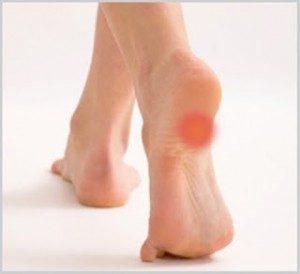 Dolore al piede?