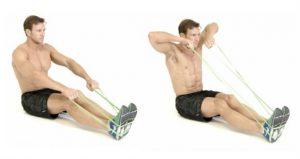 esercizio per la disfunzione della spalla