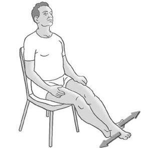 esercizio per rinforzo muscolare