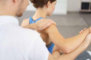 come si cura la borsite della spalla