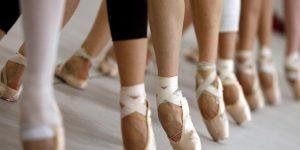 dolori nei ballerini classici