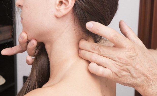risolvere il dolore al collo