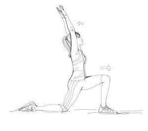 Distendi il muscolo ileo-psoas