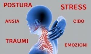 cervicale ansia e stress