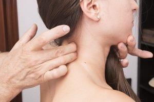 cervicalgia e trapezi infiammati
