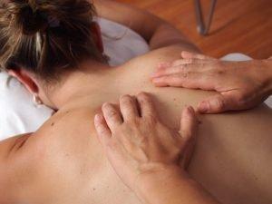 terapia per la contrattura dei trapezi