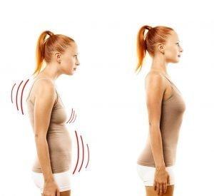 come migliorare la postura