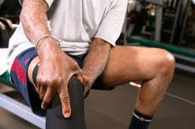 distorsione ginocchio con lesione legamento collaterale