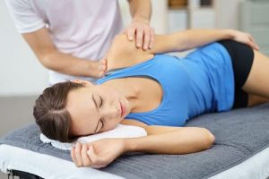 fisioterapia protesi spalla