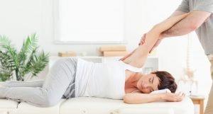 fisioterapia spalla per protesi