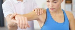 riabilitazione protesi di spalla