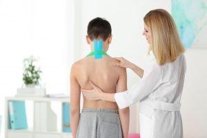 ipercifosi dorsale giovanile
