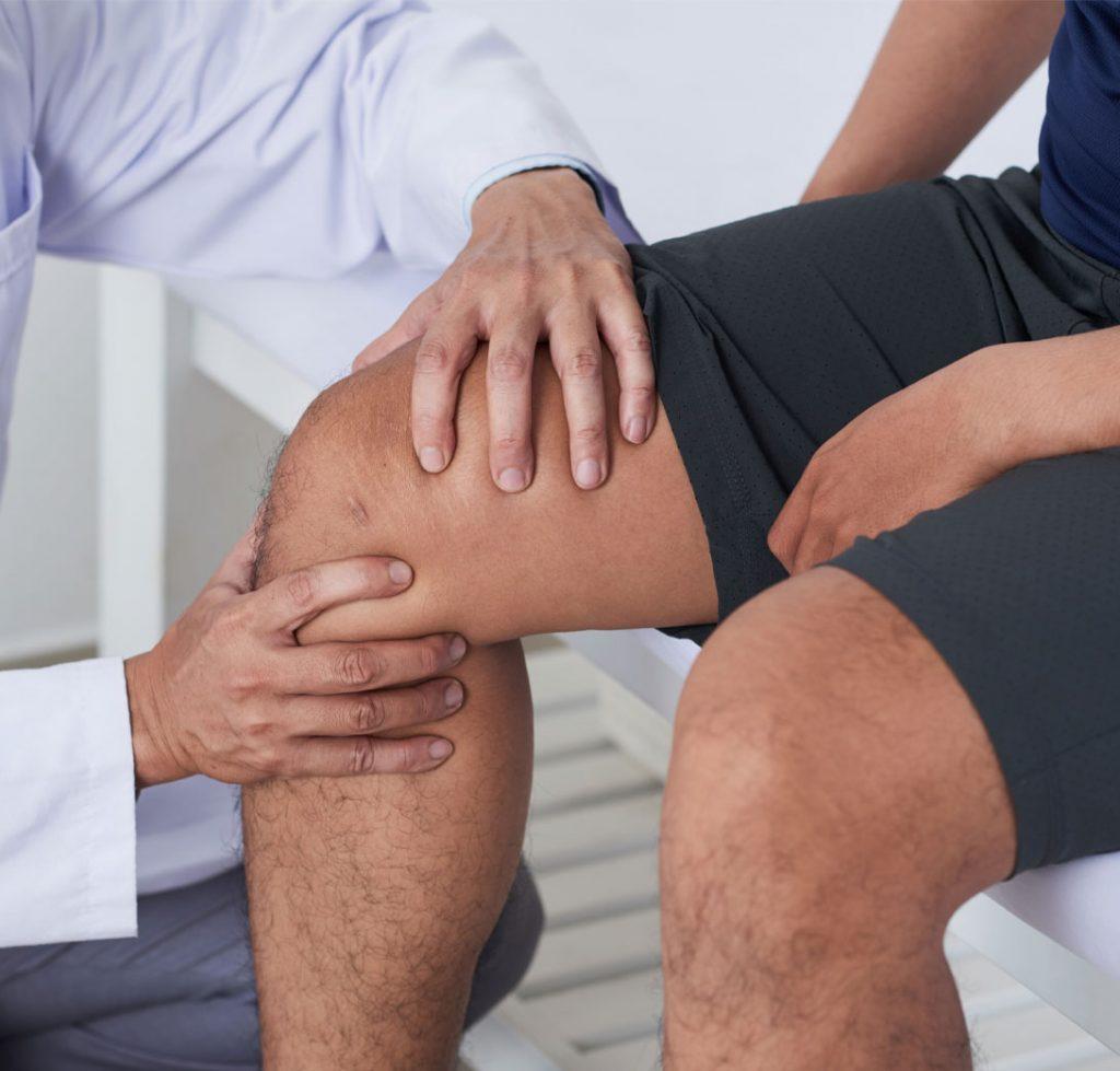 Chirurgia e terapia conservativa: ortopedico ginocchio napoli