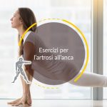 Esercizi per l'artrosi all'anca