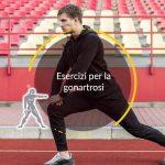 Esercizi per la gonartrosi