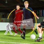 La pubalgia nei calciatori