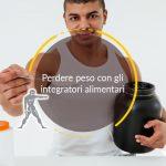 Perdere peso con gli integratori alimentari