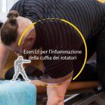 Esercizi per l'infiammazione della cuffia dei rotatori